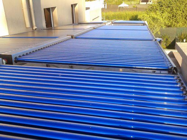 Servicio de Instalación de termotanque solar